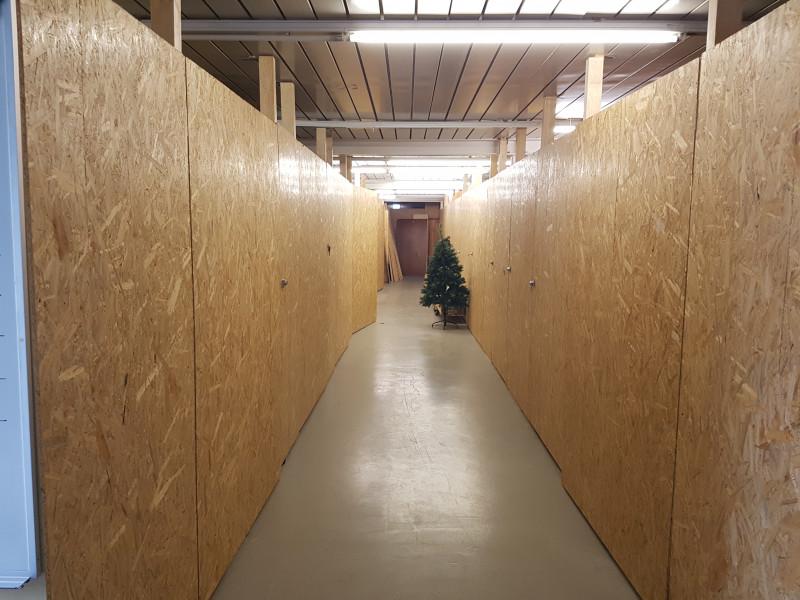 Einlagerung Region Zuerich Lagerung Lagerplatz Einlagern